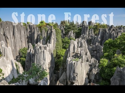Stone Forest, Kunming China