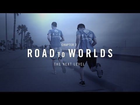 Road To Worlds Episode 2 ID