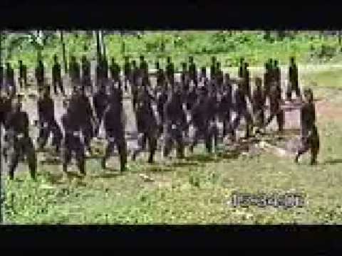 The Moro Islamic Liberation Front Combat Military Trainning