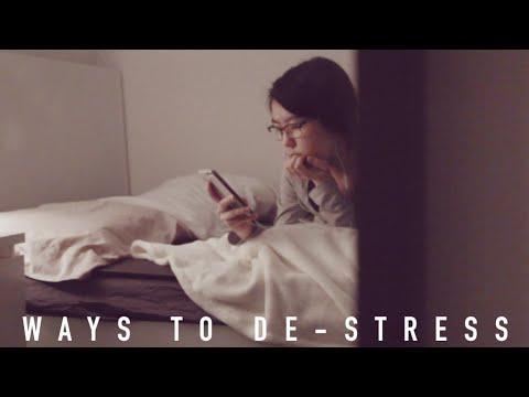 Ways to De-Stress!