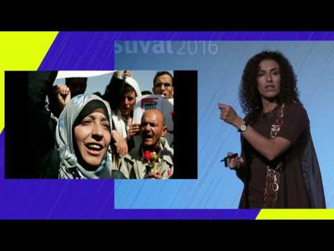 The People's Shield and the Government's Sword | Sahar Aziz at MozFest