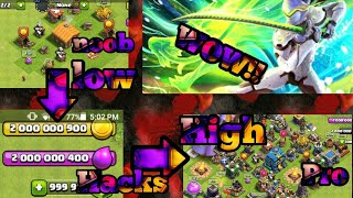 Noob to pro in 5minutes ,cheat made by(flashgamer) coc cheat