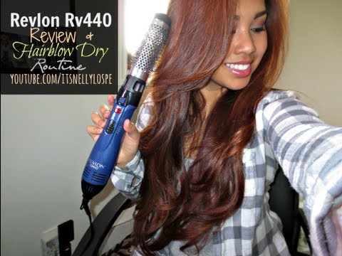 Review Tutorial Revlon Ionic Model Rv440 Hair Dry Routine Itsnellylospe You