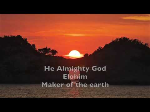 Elohim (lyrics) Hillsong Worship