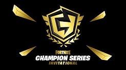 Fortnite Champion Series Invitational: Grand Finals Day 2