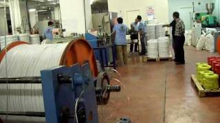 CABLE WİRE MACHINES MANUFACTURER PVC CABLE,XLPE CABLE Video