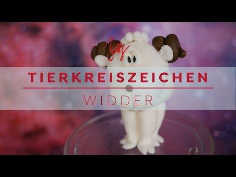 Tierkreiszeichen Widder | Betty´s Sugar Dreams