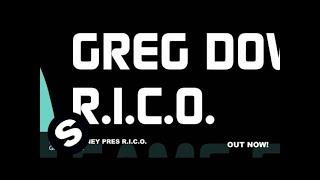 Greg Downey Pres R.I.C.O - Game Face (Original Mix)