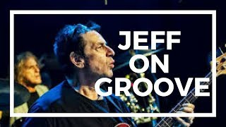 Jeff Berlin Dispels Two Groove Myths