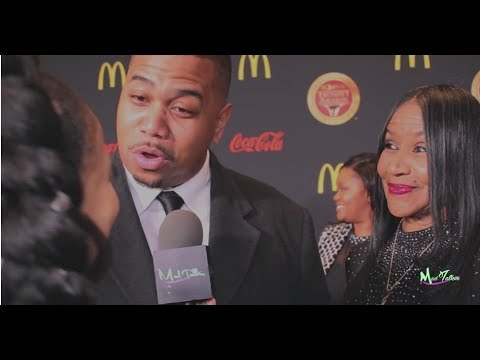 2018 Trumpet Awards hosted by Larenz Tate & Erica Ash