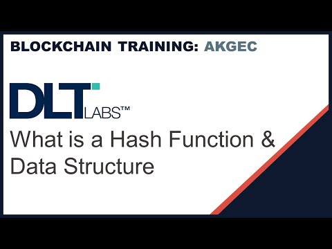Hash Function And Data Structure [BlockChain]