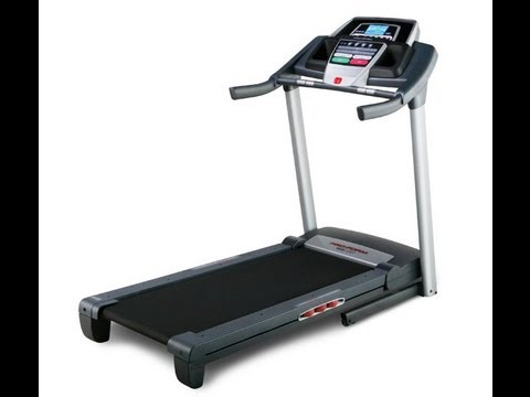 How to Assemble PRO-FORM 505 CST Treadmill - YouTube