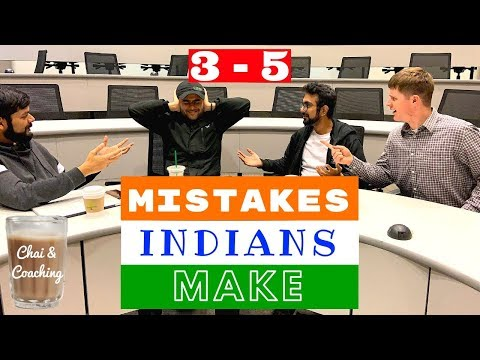 Huge Mistakes International Students Make | Mistakes 3-5 (Indian Students Association)