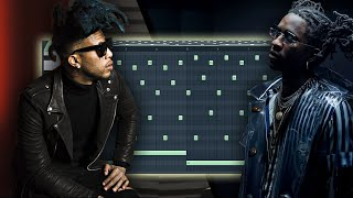 How TM88 Makes Evil Melodies for Young Thug   FL Studio