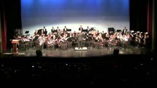 Woodland HS Symphonic II Band: Journey into Diablo Canyon - David Shaffer