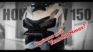 Download Video New Honda ADV-150, Matic berotot dari Honda yang sangat gagah. MP3 3GP MP4