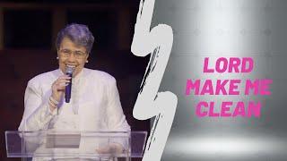 Lord Make Me Clean | Rev. Elaine Flake | Allen Virtual Experience