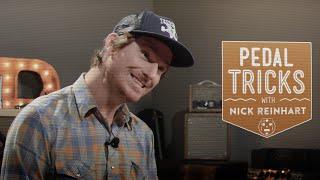 Pedal Tricks with Nick Reinhart of Tera Melos
