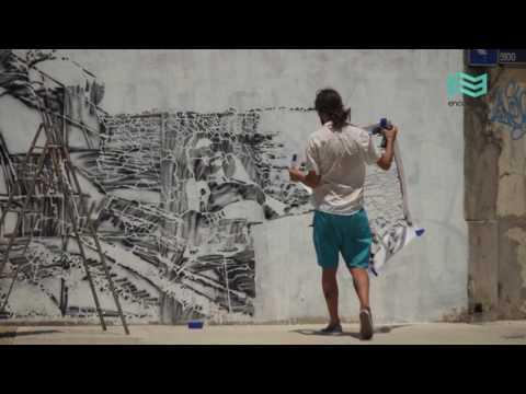 Obra en construcción. Arte en movimiento: Stencil - Canal Encuentro HD