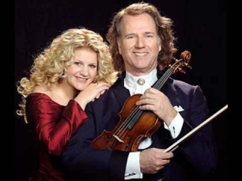 André Rieu/ Mirusia Louwerse Solveigs Lied