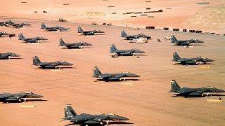 La guerra del Golfo. Prima parte.