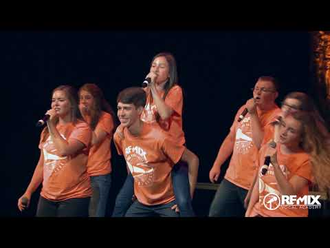 Rockstar – A Great Big World | ReMix Vocal Academy 2017 A | Orange Team