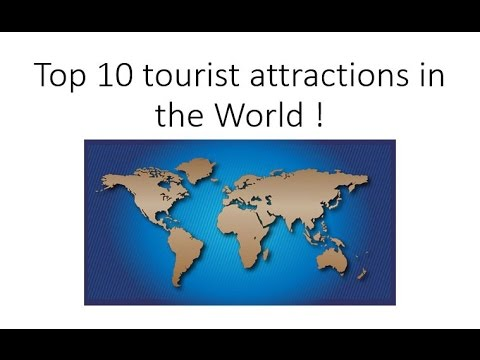 Top 10 Tourist Attractions in the World | Travel Vlog