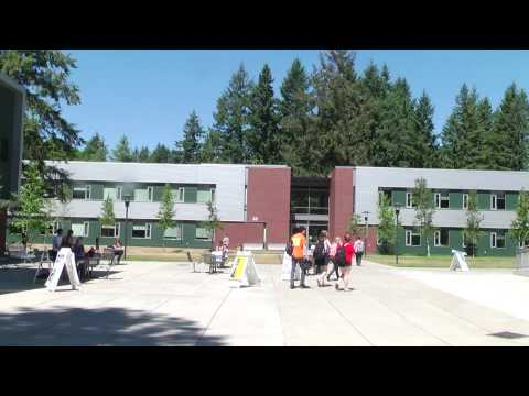Study in the USA - South Puget Sound Community College: an International Student's Perspective