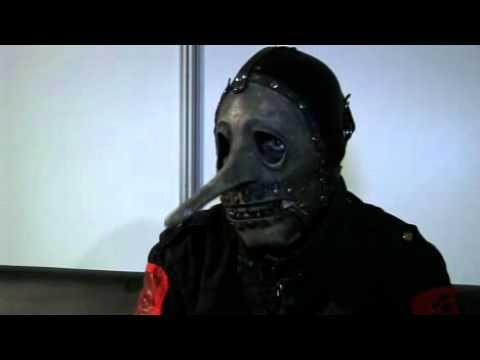Slipknot 2009 interview - Chris Fehn (part 5)