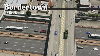 Sunken Highway - Cities Skylines: Bordertown - EP13 -