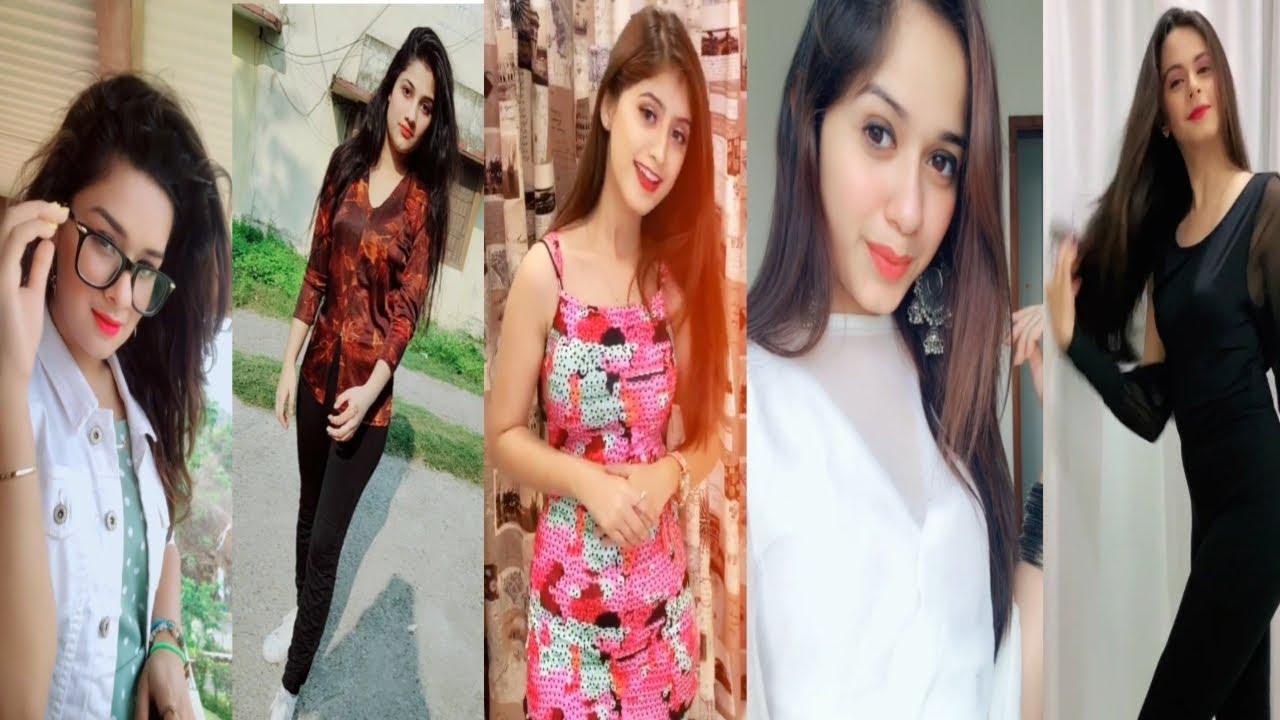 Most Beautiful Pretty Tik Tok Famous Girls   Celeb Corner   Tiktok Famous Girls Images
