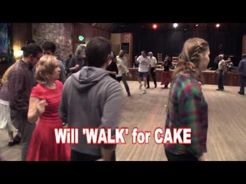 Dame's Rocket CAKE WALK at John C Campbell Folk School