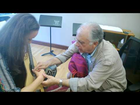 Pepe Romero Right Hand Technique