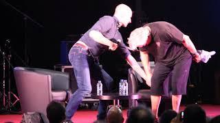 Richard Dean Anderson & Ross Mullan LGS Lyon Game Show 2018