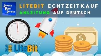 Litebit Echtzeitkauf deutsch