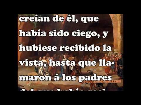 Evangelio de Juan 9