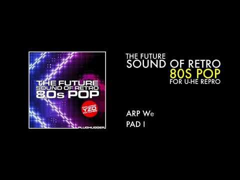 u-he Repro - Retro & Modern 80s Pop sounds