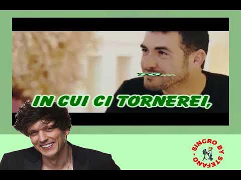 Ermal Meta - Ragazza paradiso (con cori) (karaoke - fair use)