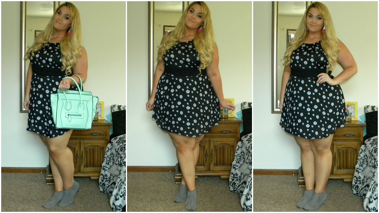The Curvy Diaries: Summer into Fall OOTD