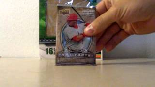 20 Pack Wal Mart Retail Mix Box Topps Upper Deck
