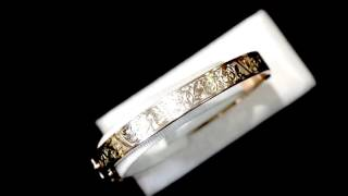 Antique Gold Bangle 720