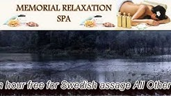 spa, massage, Therapy near Tampa, FL 33615 (Memorial Relaxation Spa)