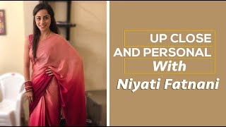 Up Close  Personal With Niyati Fatnani l Nazar Serial l Nazar l Star Plus l Indian TV Actress