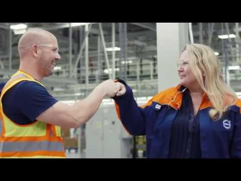 Volvo Cars US Factory In South Carolina