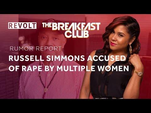 Russell Simmons accused of rape by multiple women | Rumor Report