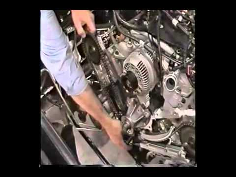 Ford 4 6L V8 In Car Service of Timing Chain Part 01 - YouTube