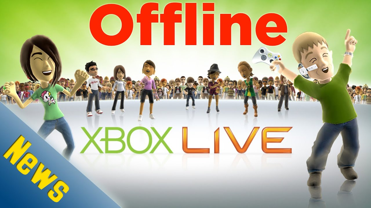 News: Xbox Live Status Xbox 360 Live Service Experiencing Matchmaking, Sign  In Issues