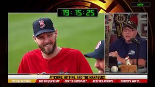 Curt Schilling Breaks Down the 2018 World Series - FULL EPISODE