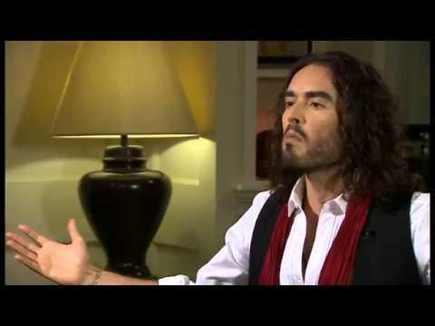 ▶ Russell Brand BBC News Oct 23 2013 [Power, politics, planet: revolution!]