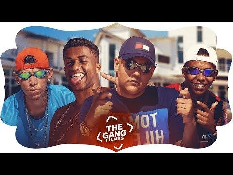 MEGA DA GANG 03 - MC Dennin, MC Fahah, MC Bobiloco e MC Pokemon (Clipe Oficial) Lançamento 2018